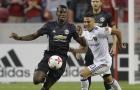 Paul Pogba 'nhảy múa' trước hàng tiền vệ Real Salt Lake