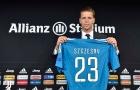 Đến Juventus, Szczesny chuẩn bị sẵn tâm lý vô địch