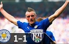 Highlight: Leicester City 1-1 (7-6) West Bromwich (Giao hữu)