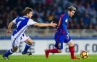 Messi, Xavi, Iniesta cùng những pha phối hợp đỉnh cao