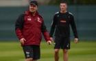 Dọa rời Newcastle, nhưng Benitez vẫn đầy tâm huyết trên sân tập