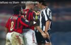 Ibrahimovic, Stamp, Gattuso và những màn đe dọa đối thủ ngay trên sân