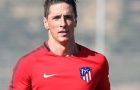 Torres tập luyện hăng say, chờ ngày chiến Napoli