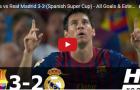 Trận cầu kinh điển: Barca 3-2 Real (Siêu cúp Tây Ban Nha 2011)