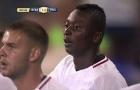 Video bàn thắng của Umar Sadiq (Roma vs PSG)