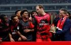 Cech không cho đồng đội ăn mừng cúp giao hữu ICC