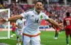 CHÍNH THỨC: Chicharito trở lại Ngoại hạng Anh
