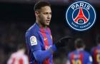 Có Neymar, PSG ấp ủ xây MSN mới 400 triệu bảng