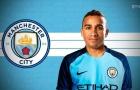 Hôm nay, Man City công bố vụ Danilo