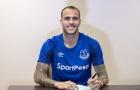 Sao Everton được huyền thoại ca tận mây xanh