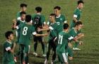 TRỰC TIẾP U22 Việt Nam 8-1 U22 Macau: Bàn thua đáng tiếc (KT)