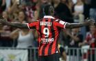 Balotelli và những bàn thắng đáng nhớ tại Nice