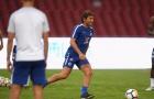 Đấu Arsenal, Conte xỏ giày vào sân chỉ đạo học trò