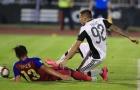 Hy hữu: Cầu thủ Serbia bị CĐV 'tẩn sấp mặt' vì thua trận