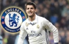 3 sơ đồ khả dĩ cho Chelsea với Bakayoko & Morata