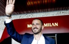 Leonardo Bonucci thể hiện ra sao khi ra mắt AC Milan?