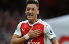 Màn trình diễn của Mesut Ozil vs Chelsea