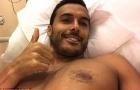 Mạt hạn, Pedro phải chuyển về Anh điều trị gấp