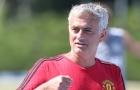 Mourinho hé lộ đội hình Man Utd đấu Real Madrid
