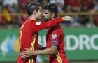 THỐNG KÊ: Morata có phải bản nâng cấp của Diego Costa?