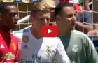 Màn trình diễn của Toni Kroos vs Manchester United