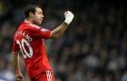 Mascherano thời còn khoác áo Liverpool