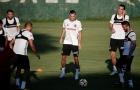 Pepe rạng rỡ bên đồng đội mới tại Besiktas