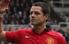 Chicharito nóng lòng đối đầu Man Utd