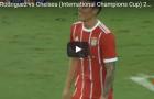 James Rodriguez thể hiện ra sao trước Chelsea?