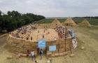 SVĐ 'hoành tráng' được xây bởi nông dân Nga