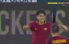 Bàn thắng của Cengiz Ünder (Roma) vs Tottenham