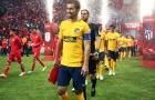 Được chào đón như nhà vô địch, Atletico không ghi nổi bàn nào trước Toluca
