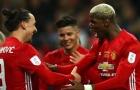 Pogba: 'Ibrahimovic vẫn là thủ lĩnh tại Man Utd'
