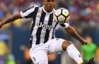 Màn ra mắt Juventus của Douglas Costa