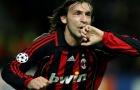 Andrea Pirlo khi còn tung hoành tại AC Milan