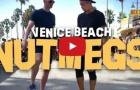 Gabriel Jesus và Kevin De Bruyne phô diễn kĩ thuật trên đường phố Los Angeles
