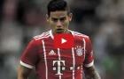Những pha xử lý rất hay của James Rodriguez trong màu áo Bayern Munich
