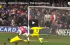 Patrick Vieira - tiền vệ xuất sắc nhất lịch sử Arsenal?