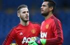 Romero: 'De Gea ở lại tốt cho tôi'