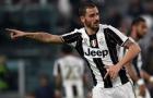 Juventus yếu hơn khi không có Bonucci
