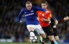 Tân binh Everton so sánh Rooney với huyền thoại Barca