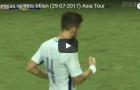 Màn trình diễn của Fabregas trước Inter Milan