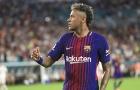 Neymar cười nhạo trước tin đồn 'nổi loạn' rời Barca