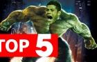 Top 5 điều thú vị về Người khổng lồ xanh - Hulk