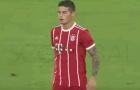 James Rodriguez thể hiện ra sao trước Liverpool?
