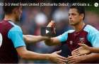 West Ham và màn ra mắt Chicharito