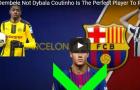 Coutinho sẽ thay thế Neymar như thế nào?