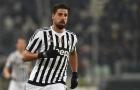Khedira - Người hùng thầm lặng của Juventus ở mùa giải trước