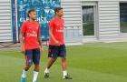Buổi tập đầu tiên của Neymar tại PSG