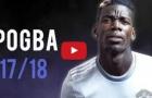 Paul Pogba chứng tỏ đẳng cấp thế giới trong chuyến du đấu Hè 2017